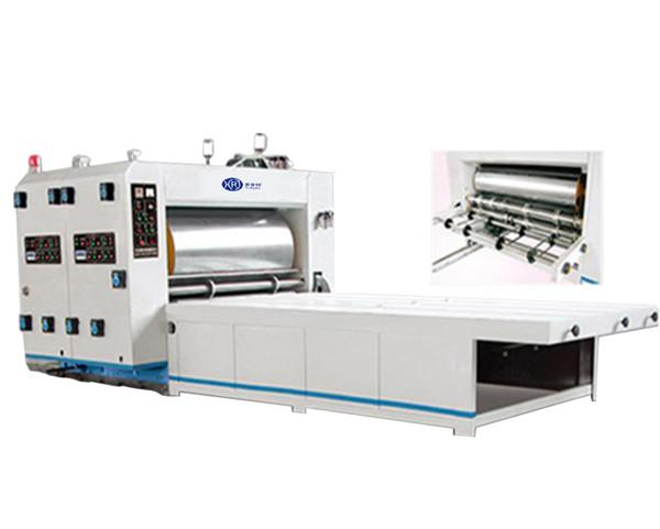 Longway board flexo printer 1