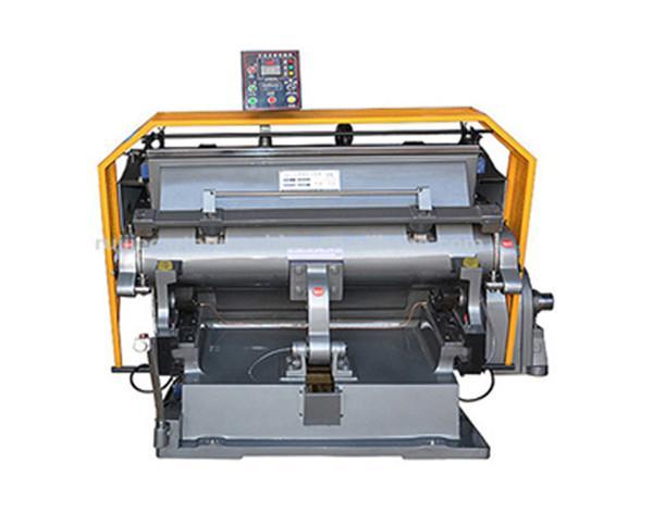 Manual die-cutting and creasing machine 1
