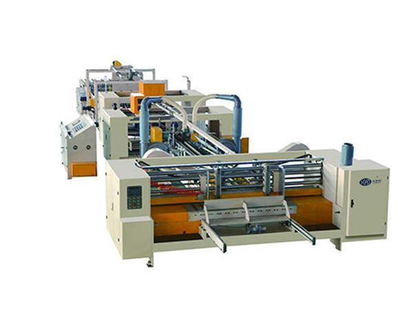 Automatic carton stitching machine 1