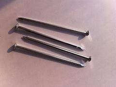 Polished Common Iron Nail