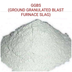 GGBS  (GROUND GRANULATED BLAST FURNACE SLAG)
