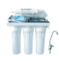 400G-SA家用无罩大流量反渗透直饮水机