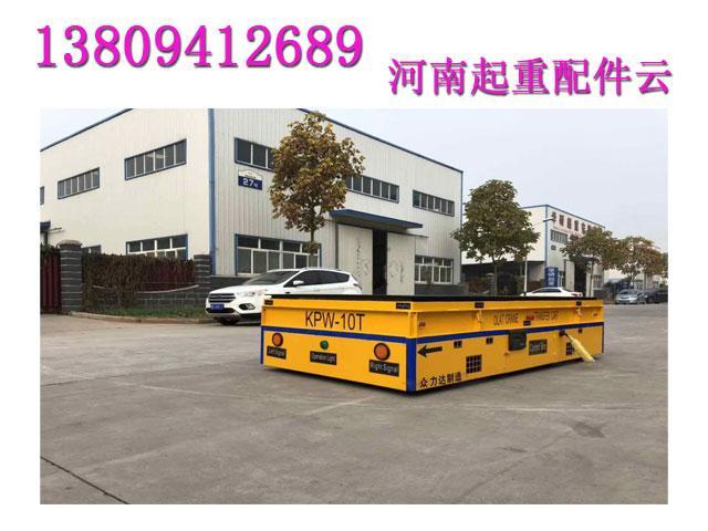 江苏扬州电动平车充电方便使用安全 1