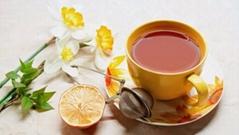 black tea 400g per can