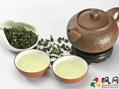 .High Mountain Oolong Tea