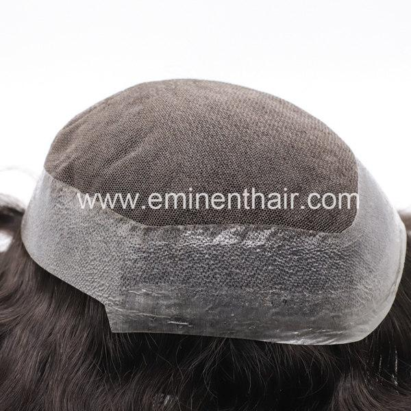 Natural Soft  Hair Replacement 1