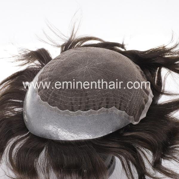 Remy Human Hair Natural  Stock Hair Piece 1