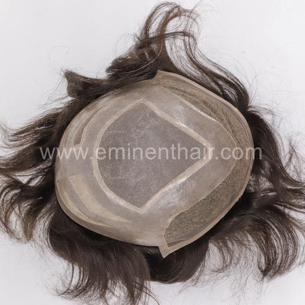 Fine Mono Stock Hair Replacement 2