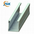 Hot dipped galvanised C Plain Channel Steel