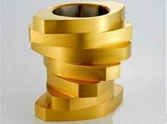 粉末冶金表面PVD鍍鈦加工納米鍍鈦