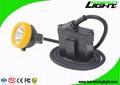 professional LED mining corded cap lamp