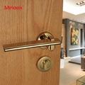Mrlock stainless steel lock Wholesale interior indoor solid Lever Door handle  3