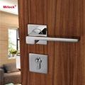 Mrlock solid casting lever type door lock handle 4