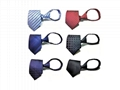 New Design Pre-tied Necktie Zipper Ties 1