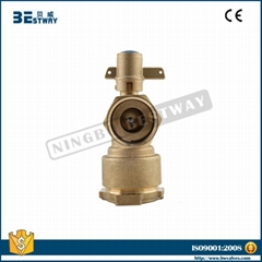 Welcome OEM ODM high standard ball valve with lock