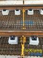 性能卓越的地铁专用钢轨支撑架
