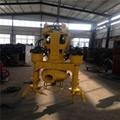 Hydraulic slurry pump of ysq dredger for sand lifting in port reclamation 4