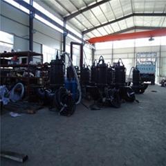 Professional Sedimentation tank desilting pump