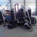 Professional Sedimentation tank desilting pump 2