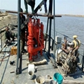 Submersible abrasion-resistant sand pump with agitator 3