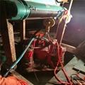 带搅拌器潜水耐磨抽砂泵 5