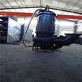 高扬程大流量耐磨潜水泥浆泵