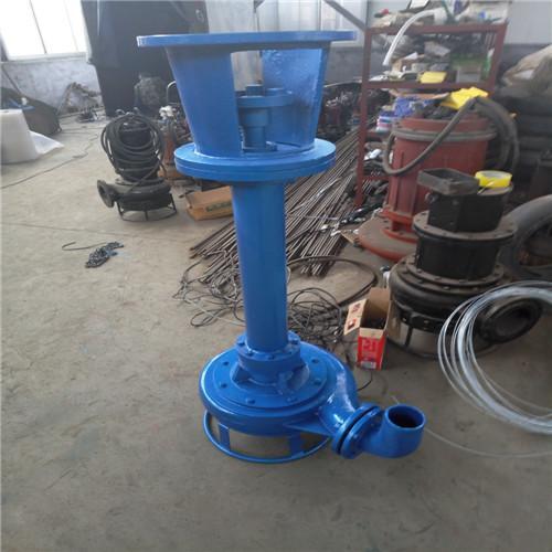 CNL Type abrasion-resistant vertical sediment pump 2