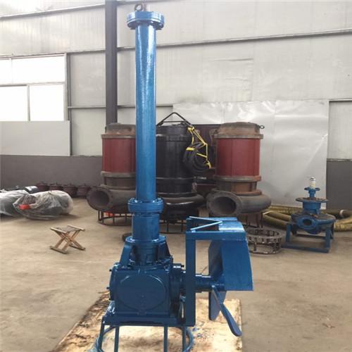 CNL Type abrasion-resistant vertical sediment pump 3