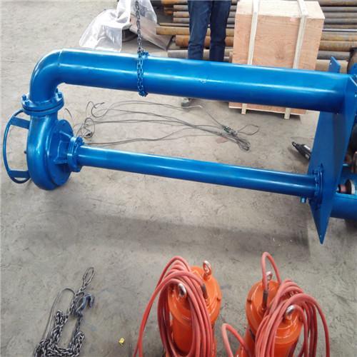 CNL Type abrasion-resistant vertical sediment pump 5