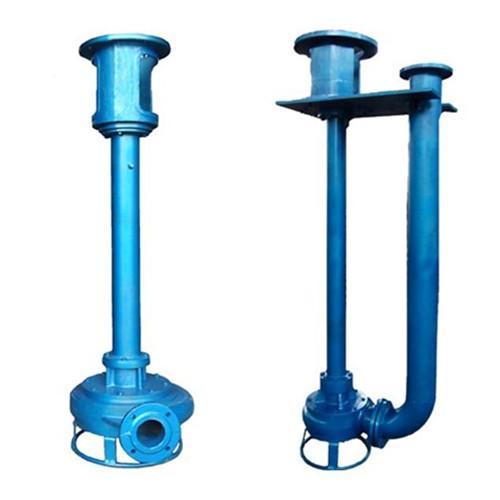 耐磨搅拌型液下渣浆泵 4