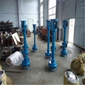 Vertical submerged stirring mud pump 3