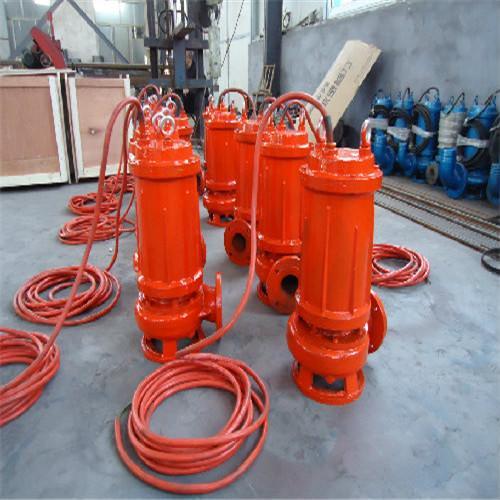 耐高温潜水排污泵 5