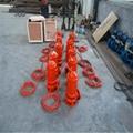 螺旋铰刀切割潜水污水泵 2