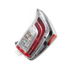 豐田汽車零件汽車led尾燈