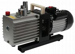 Low viscosity perfluorinated polyether vacuum pump oil