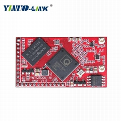 yinuolink small size wireless router 2.4 wifi router module support QSDK