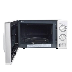 Mechanical microwave oven