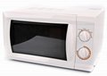 Mechanical microwave oven 2