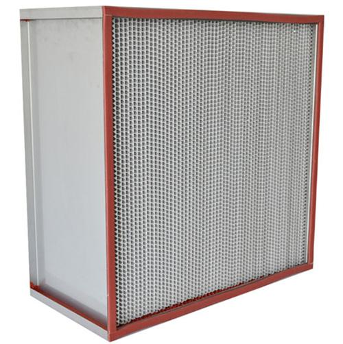 板框式過濾器、袋式過濾器、密摺式過濾器 4