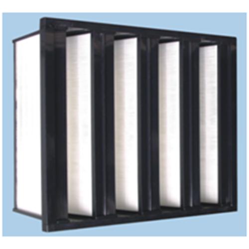 板框式過濾器、袋式過濾器、密摺式過濾器 5