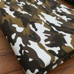 Camouflage Clothing Fabric