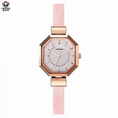 XINBOQIN Factory Wholesale Import Luxury Brand Tide Elegant Quartz Acetate Watch
