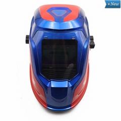 DABU Solar Powered Welding Helmet Auto Darkening Professional Welding Hood