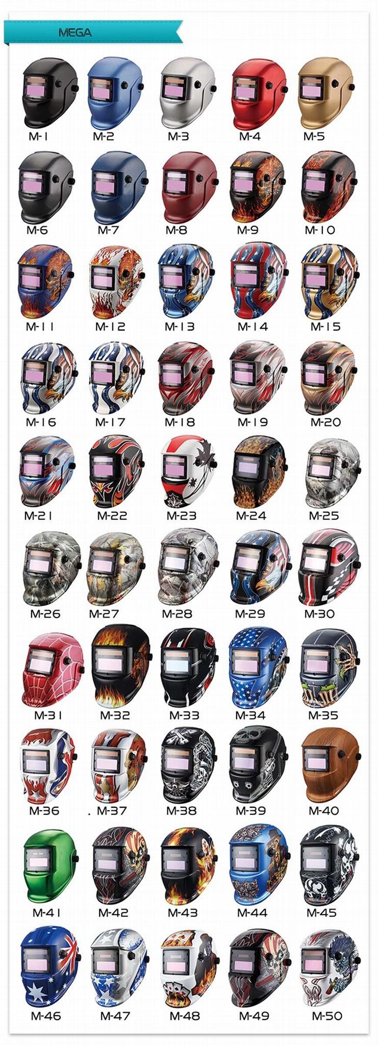 MEGA Custom Welding Helmets 3