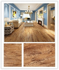 vinyl flooring wood effect texture self adhesive renewable material environment