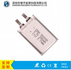 【廠家供應】502030 200mah 3.7V 聚合物鋰電池 電芯小音響鋰電池