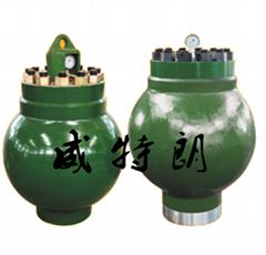 F13001600泥浆泵配件 空气包总成KB75/KB45