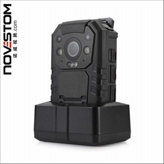 Novestom ® police body cameras with 480P 720P 1080P WIFI GPS 4G LTE support