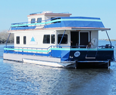 DON'T STOP-Luxury yacht houseboat