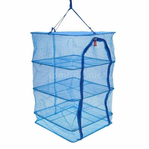 藍色魚乾網 1